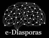 logo du projet e-Diasporas