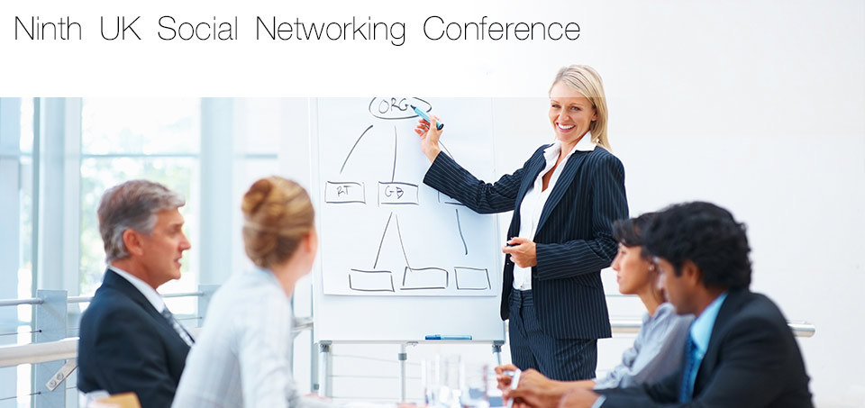 9th UK Social Networks Conference