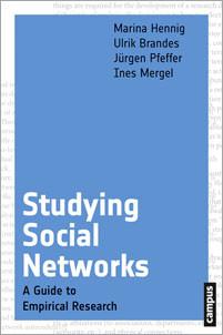 couverture du manuel Studying social network, Hennig et al., 2012